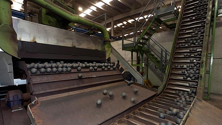 Gobierno confirma impuesto para bolas de acero chinas y reduce sobretasa a 5,6%