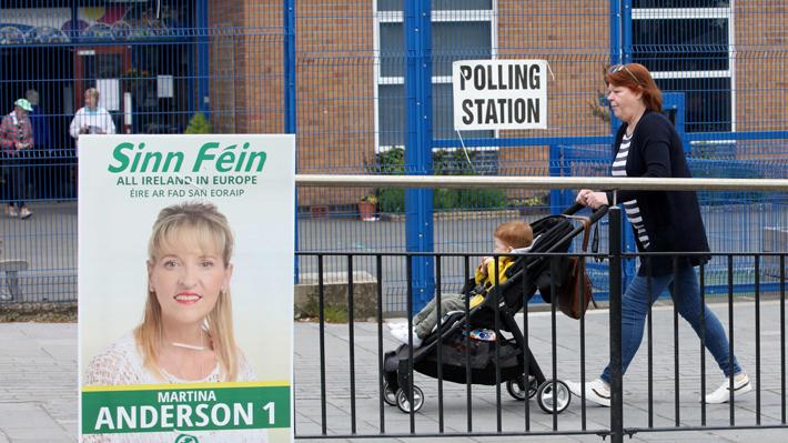 Irlanda: Abren centros de votación para elecciones europeas, locales y referéndum sobre ley de divorcio
