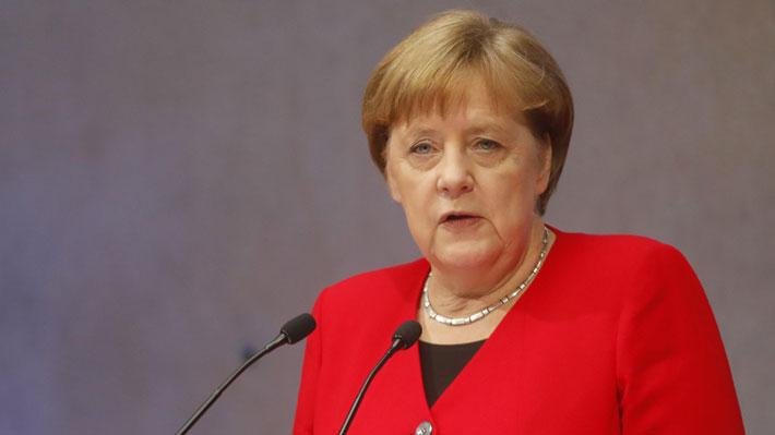 """Alemania toma con """"respeto"""" la decisión de May y subraya la importancia de un """"Brexit"""" ordenado"""