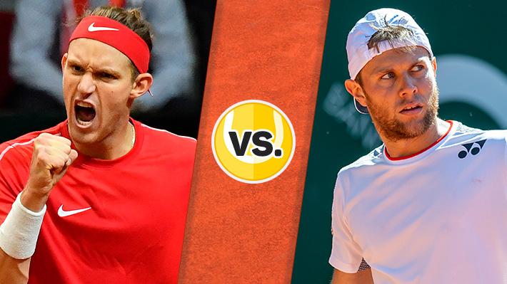 Revive la tremenda victoria de Jarry en la semifinal del ATP de Ginebra