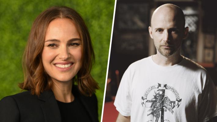 Natalie Portman y Moby enfrentados por supuesto romance: ella dice que nunca existió y él publica fotos para demostrarlo