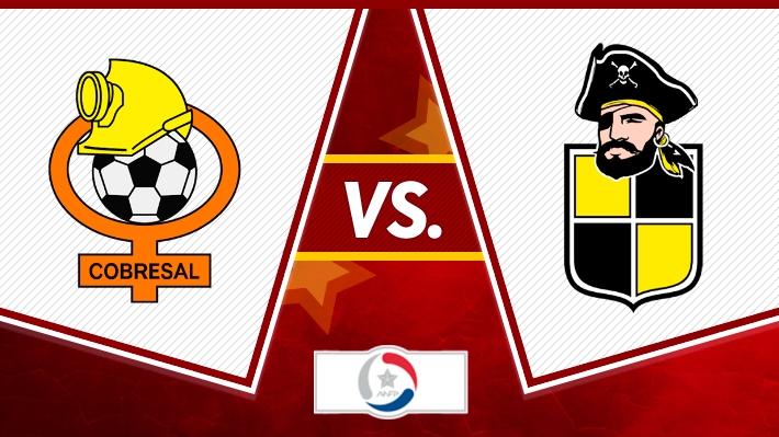 Repase la goleada de Cobresal sobre Coquimbo Unido por la fecha 14 del Torneo