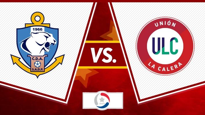Repasa la igualdad entre Deportes Antofagasta y Unión La Calera
