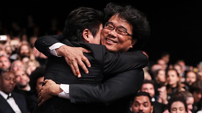 """Película surcoreana """"Parasite"""" da la sorpresa y se adjudica la Palma de Oro en Cannes"""