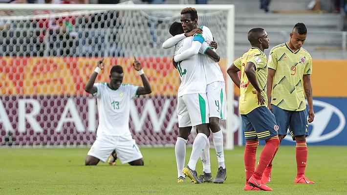 Mal día para los sudamericanos en el Mundial Sub 20: Ecuador perdió con Italia y Colombia fue superada por Senegal