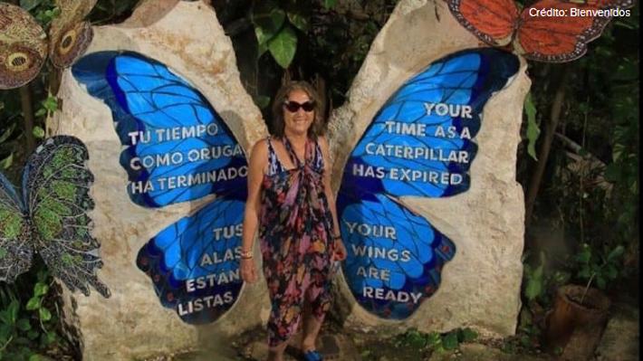 Murió la chilena que fue amputada de una pierna en Cancún
