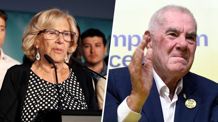 Municipales en España: La derecha reconquista Madrid y el independentismo catalán hace historia y gana en Barcelona