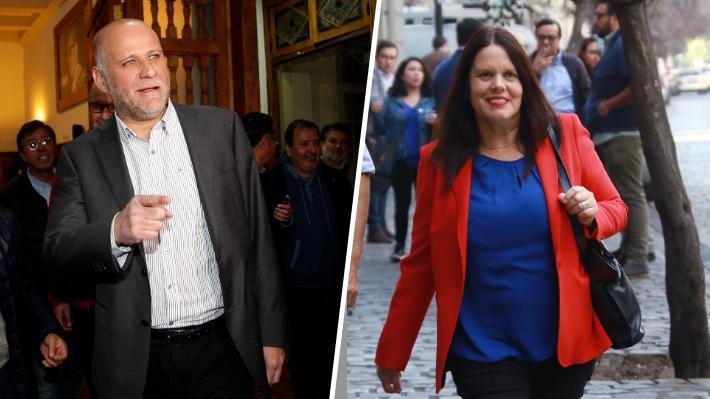 Polémica en elecciones del PS: Elizalde asegura ser el ganador pero Maya Fernández lo refuta y también se da por vencedora