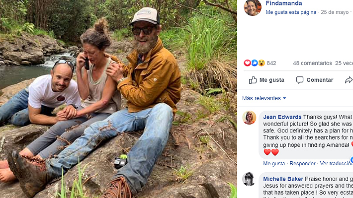 Profesora de yoga fue encontrada tras pasar 17 días perdida en Hawaii: contó sus técnicas para sobrevivir