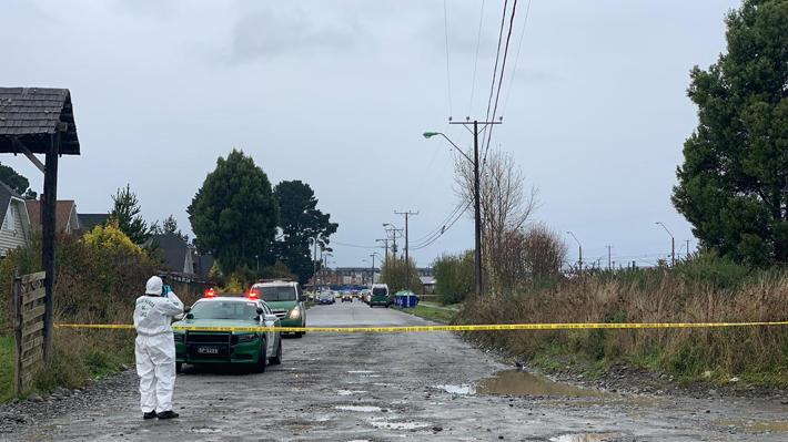 Baleo a alumno en Puerto Montt: Colegio informa que autor del disparo es compañero de curso del herido