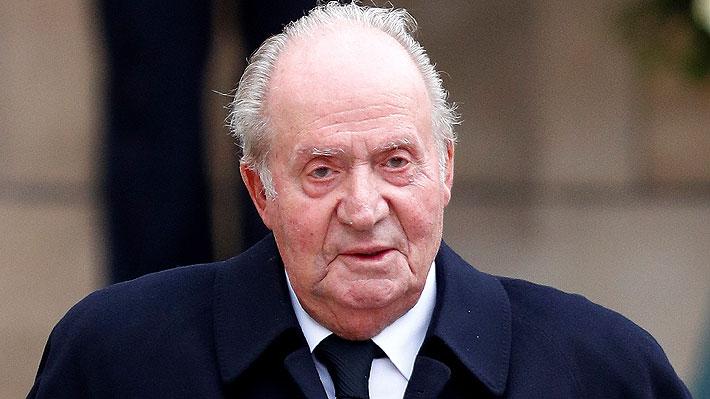 """Rey emérito Juan Carlos I se retira de la vida pública: """"Ha llegado el momento de pasar una nueva página"""""""