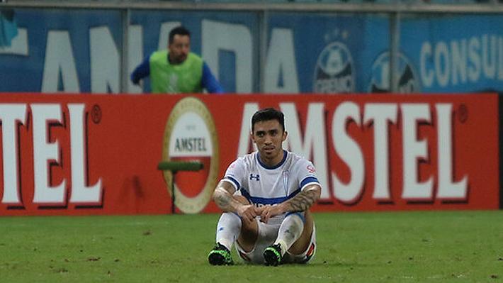 """El desconsuelo de Edson Puch: """"Lloré, porque estaba con la ilusión de ir a la Copa América"""""""