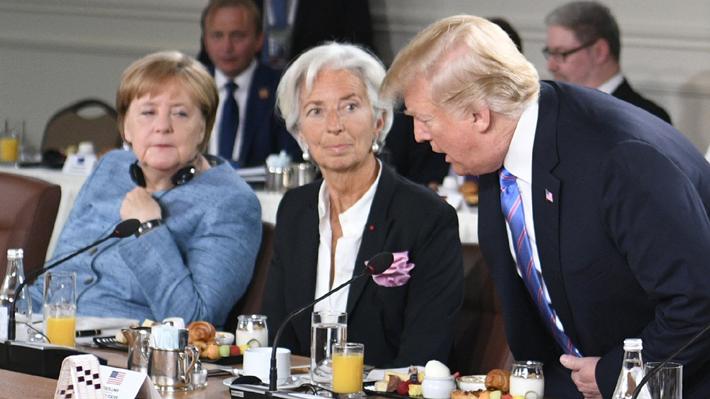 Chile a la cumbre del G7: El encuentro de las siete potencias que juntas ostentan un PIB de US$36,86 billones