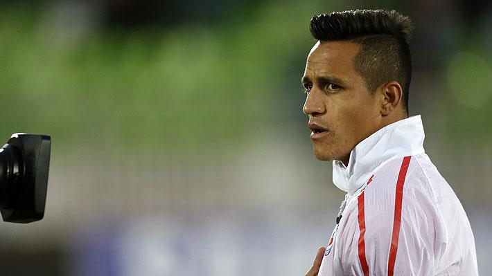 """Alexis preocupa a la """"Roja"""" de cara a la Copa América: """"Estoy mejorándome del tobillo, espero llegar"""""""