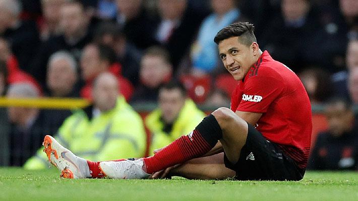 """El estado de Alexis, la gran interrogante de la """"Roja"""" para la Copa América"""