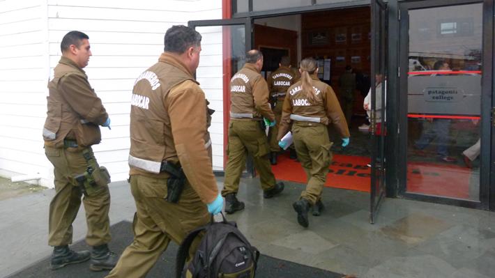 Los detalles del baleo en el colegio Patagonia College de Puerto Montt: Joven portaba más de 16 municiones
