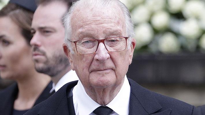 Rey belga Alberto II accede a someterse a prueba de paternidad solicitada por una supuesta hija