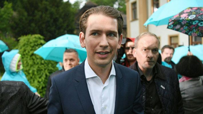 Dos gobiernos temporales y una elección: Lo que sigue tras la destitución del Gobierno de Kurz en Austria