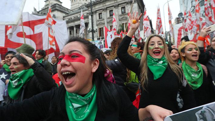 Presentarán por octava vez un proyecto para legalizar el aborto libre en Argentina