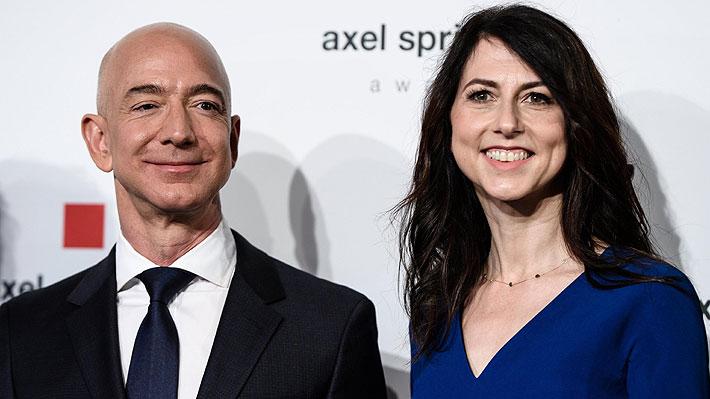 MacKenzie Bezos, la tercera mujer más millonaria del mundo, anuncia que donará la mitad de su fortuna