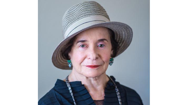 La mexicana Gloria Gervitz gana el Premio Iberoamericano de Poesía Pablo Neruda