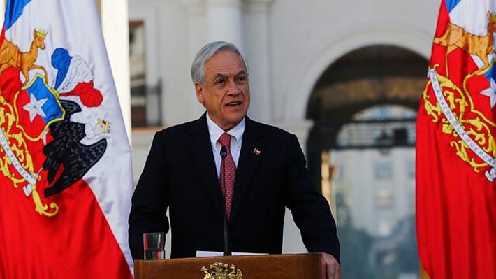 """Piñera defiende consulta indígena y dice que estudios muestran """"gran apoyo"""" a cambios que quieren introducir"""