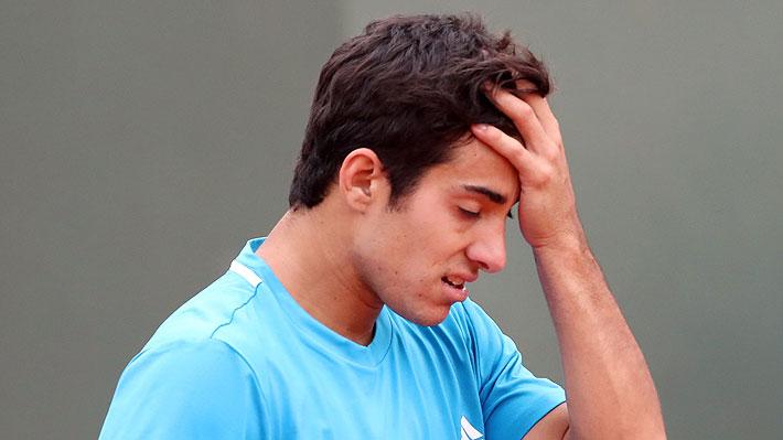 Garin es aplastado por un demoledor Wawrinka, apenas pudo ganar cinco juegos y se despide de Roland Garros
