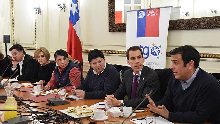 Intendencia realiza la primera mesa técnica para reformular el desechado proyecto Alameda-Providencia