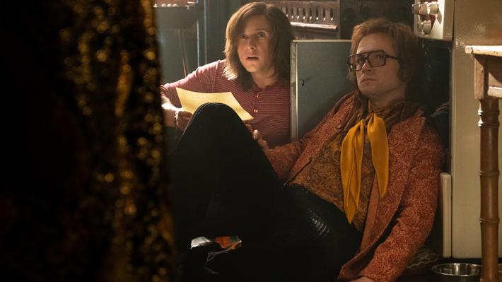"""""""Rocketman"""", la vida del """"extrovertido introvertido"""" Elton John llega en un brillante formato musical"""