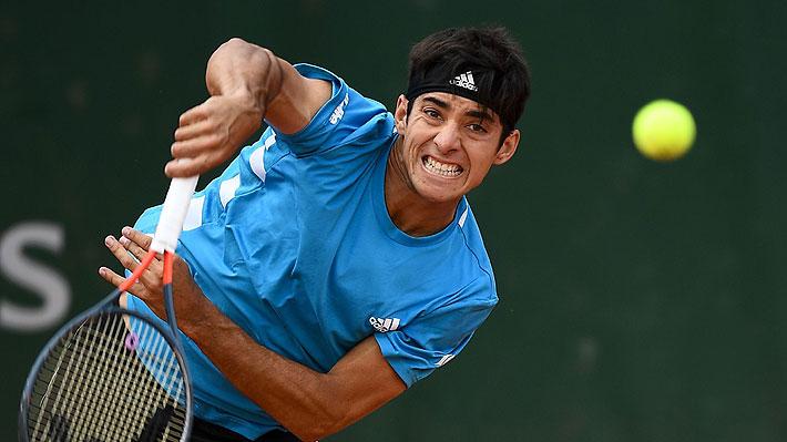 Pese a caer en segunda ronda de Roland Garros, Garin subiría posiciones en el ranking ATP