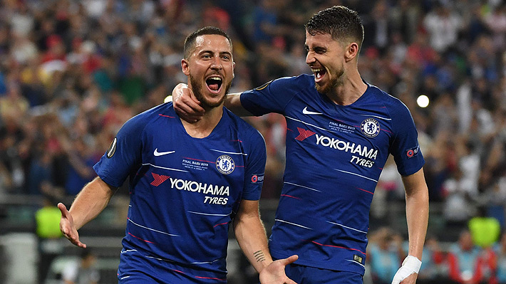 Chelsea venció a Arsenal y conquistó la Europa League en el partido que pudo haber sido la despedida de Hazard