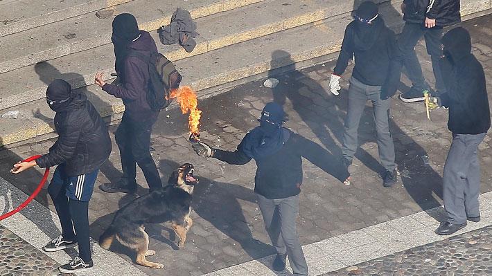 """""""Aula Segura"""", grupos anarquistas y """"rabia contenida"""": Qué hay tras la violencia desatada en el I. Nacional"""