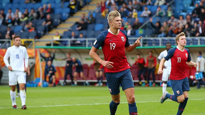 Noruega humilla a Honduras ganándole 12-0 y propinándole la goleada más abultada en la historia de los Mundiales Sub 20