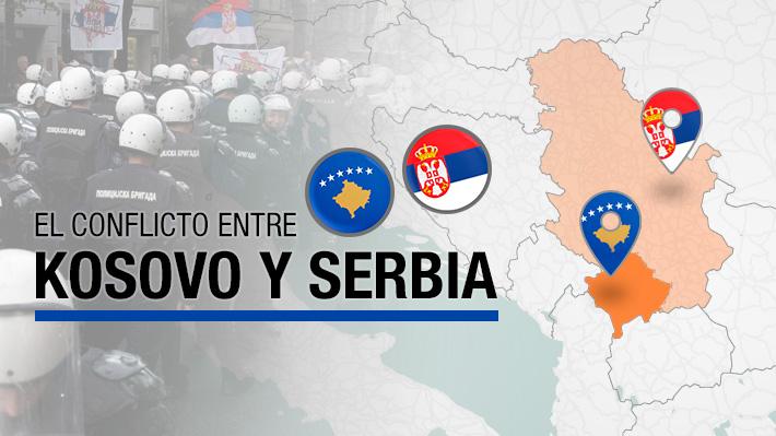 Un conflicto que no se apaga: Las claves para entender las tensiones entre Kosovo y Serbia