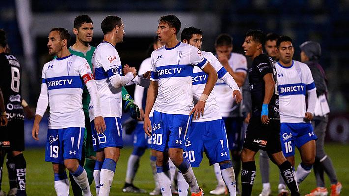 La UC derrota a Independiente del Valle, pero no le alcanza y Chile queda sin representantes en torneos internacionales