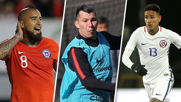 Vidal y Medel se pronuncian en redes sociales y Pulgar se desmarca de los jugadores que supuestamente vetaron a Bravo