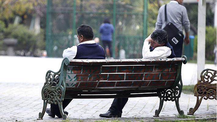 Tasa de desempleo en Chile sube hasta 6,9% en el trimestre móvil febrero-abril