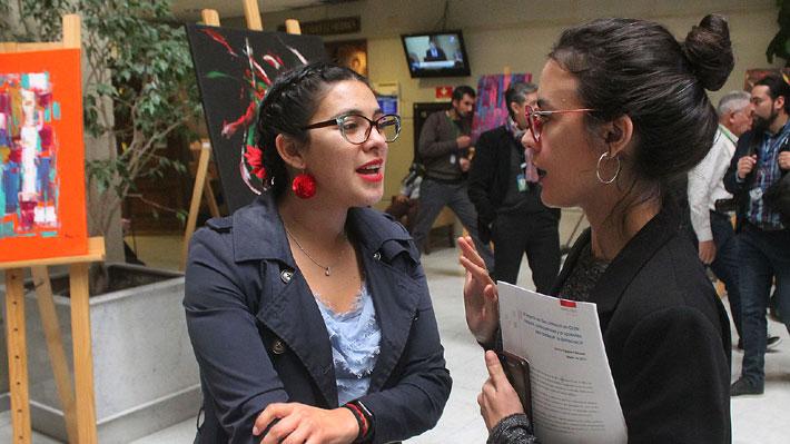 Diputadas Cariola y Vallejo expresan pocas expectativas ante Cuenta Pública de Piñera