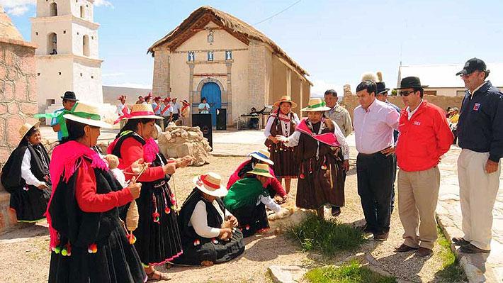 """Gobierno realiza balance de la consulta indígena y dice que es su obligación """"garantizar"""" participación en el proceso"""