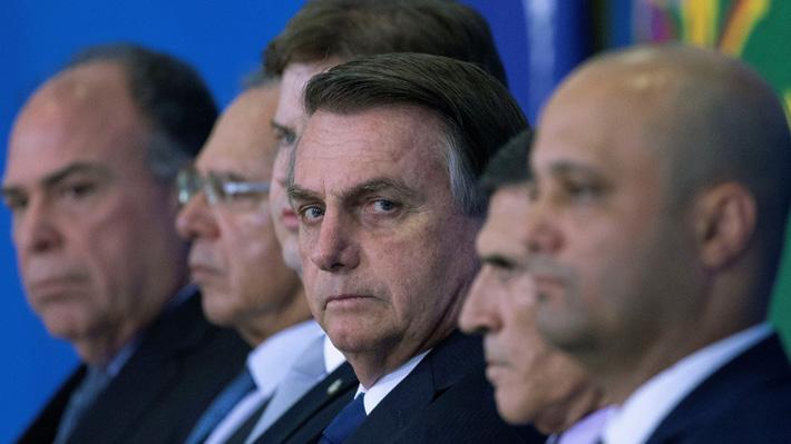 """Jair Bolsonaro sobre las próximas elecciones trasandinas: """"Argentina y Brasil no pueden volver a la corrupción del pasado"""""""