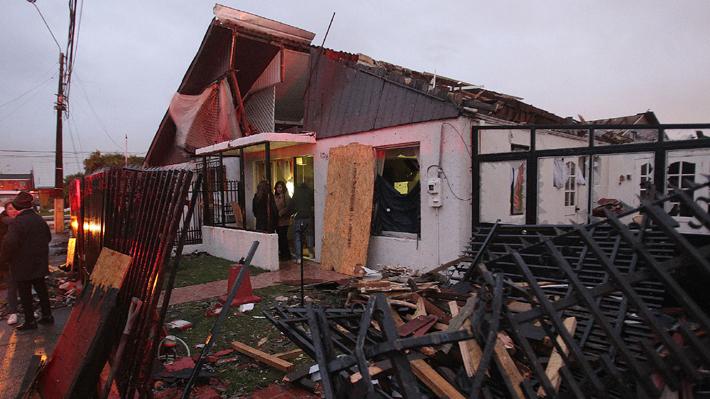 """Intendente Biobío por tornados: """"Nos pidieron con mucha fuerza la seguridad como un aprendizaje de lo que ocurrió el 27F"""""""