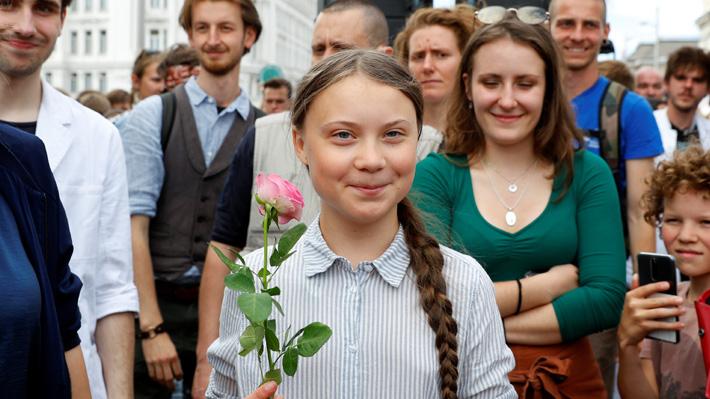 """El """"desafío"""" de joven activista medioambiental que asistirá a la próxima COP25: Llegar a Chile sin viajar en avión"""