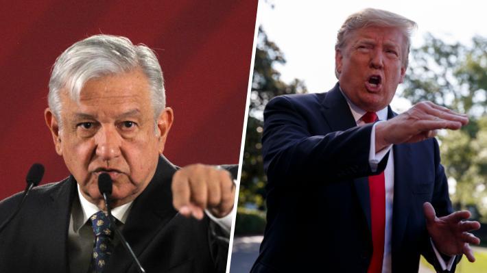 AMLO cree que existe un ambiente de diálogo para llegar a un acuerdo con EE.UU. que evite la imposición de aranceles