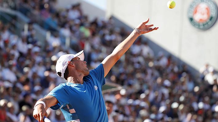 El pupilo de Massú irá ante Monfils y Federer frente al argentino Mayer: Mira cómo quedaron los octavos de Roland Garros