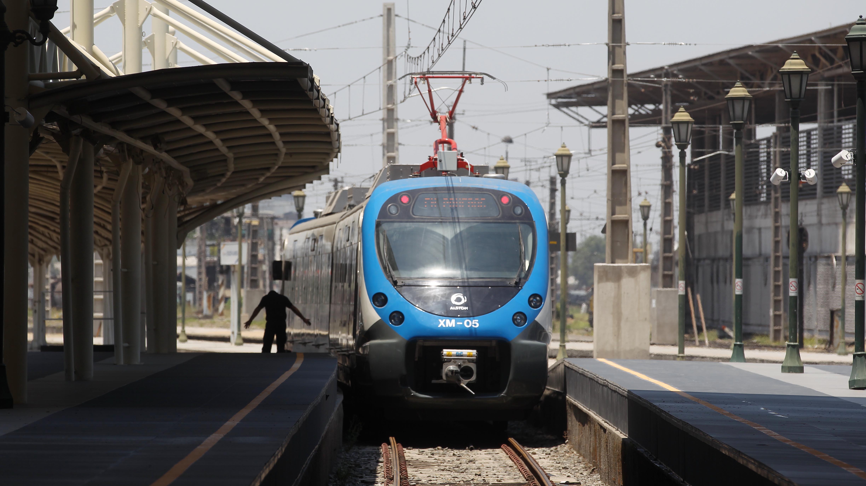 Tren rápido Santiago-Valparaíso y otro al aeropuerto de Pudahuel: Los anuncios en transportes