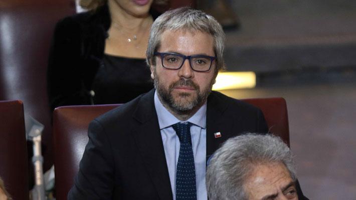 """Gonzalo Blumel sobre reducción de parlamentarios: """"Vamos a mantener la proporcionalidad del sistema"""""""