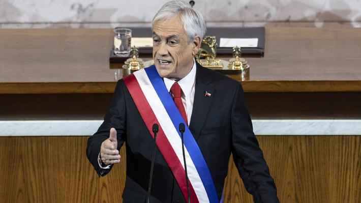 Un discurso correcto, pero sin grandes luces: El análisis de los expertos a la segunda Cuenta Pública de Piñera
