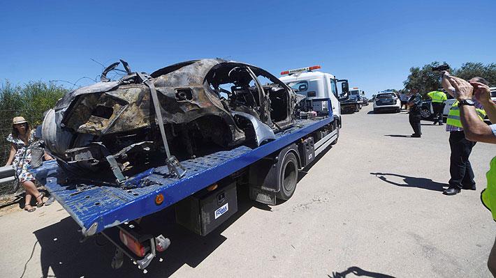 Revelan detalles del accidente automovilístico donde murió José Antonio Reyes: Habría ido a más de 230 km/h