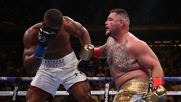 Andy Ruiz, el mexicano que le ganó a los prejuicios por su evidente sobrepeso y que se coronó campeón mundial de Boxeo