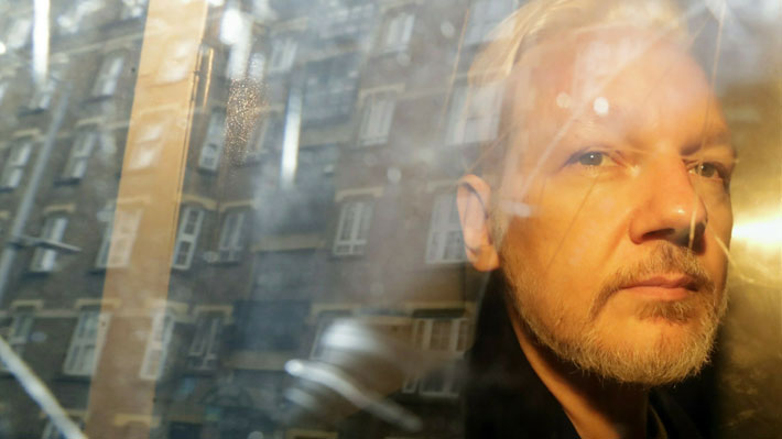 Justicia sueca rechaza solicitar la detención de Julian Assange por caso de violación